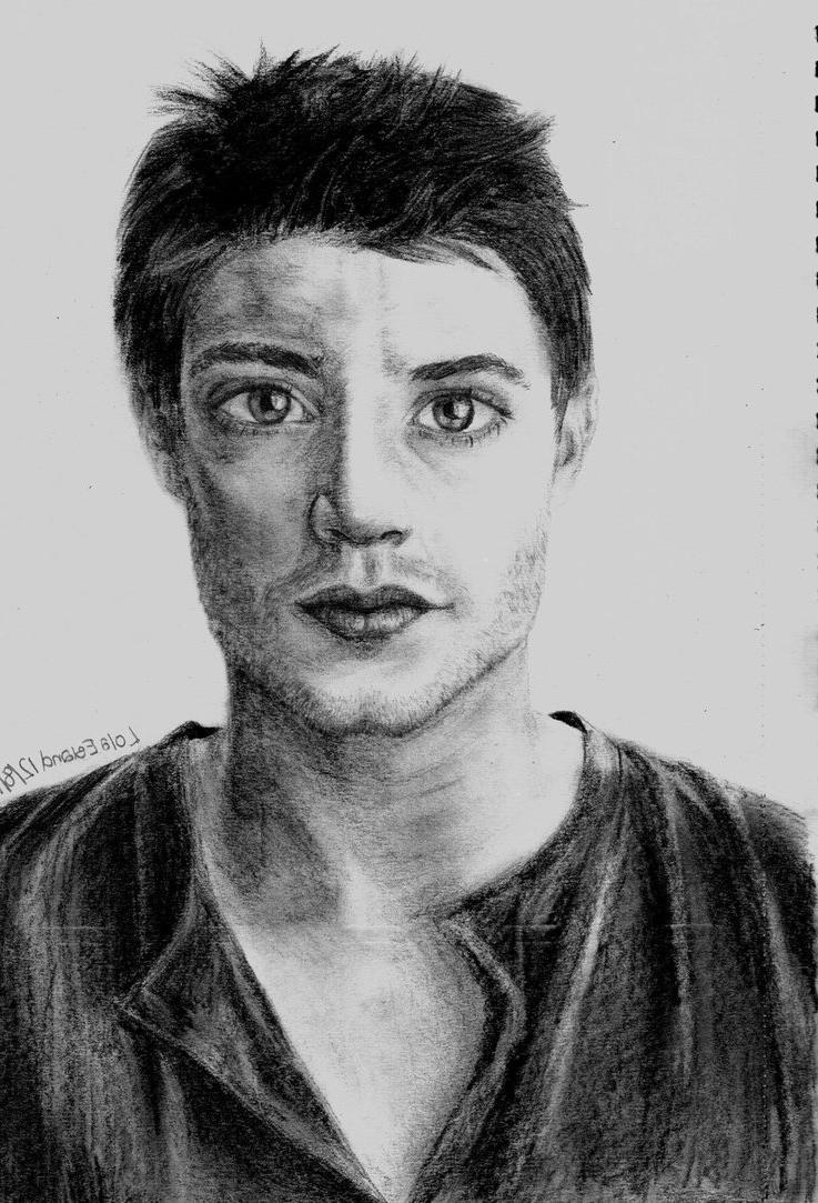 Jensen Ackles by  Lolasaur on deviantART