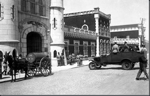 1931 Chegada de presos ao EPL