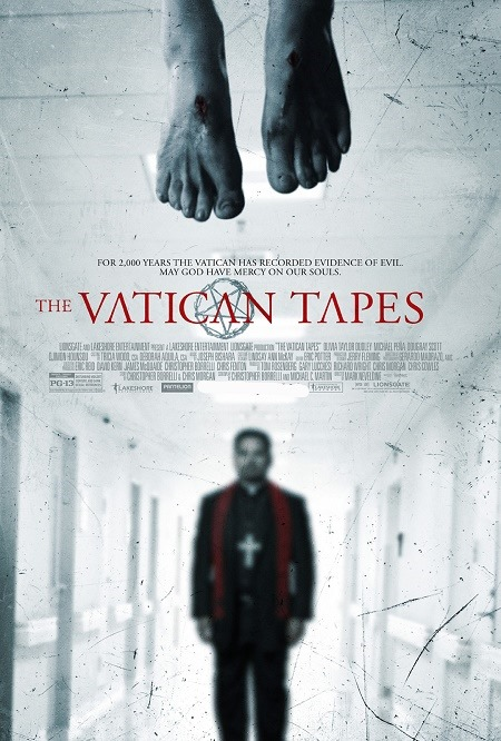 THE VATICAN TAPES _poster art