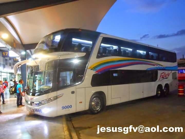 Gu a del viajero en m xico futura dos pisos - Autobuses de dos pisos ...