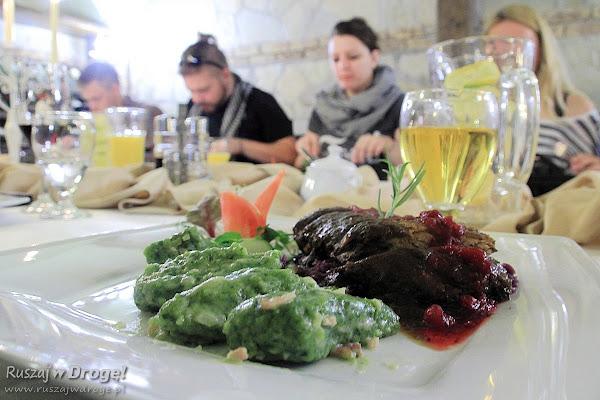 Obiad Śląskie Smaki - Zajazd Hetman