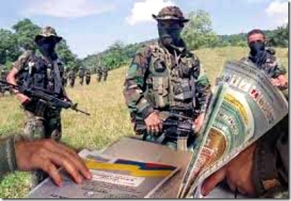 Paramilitarismo - Colombia