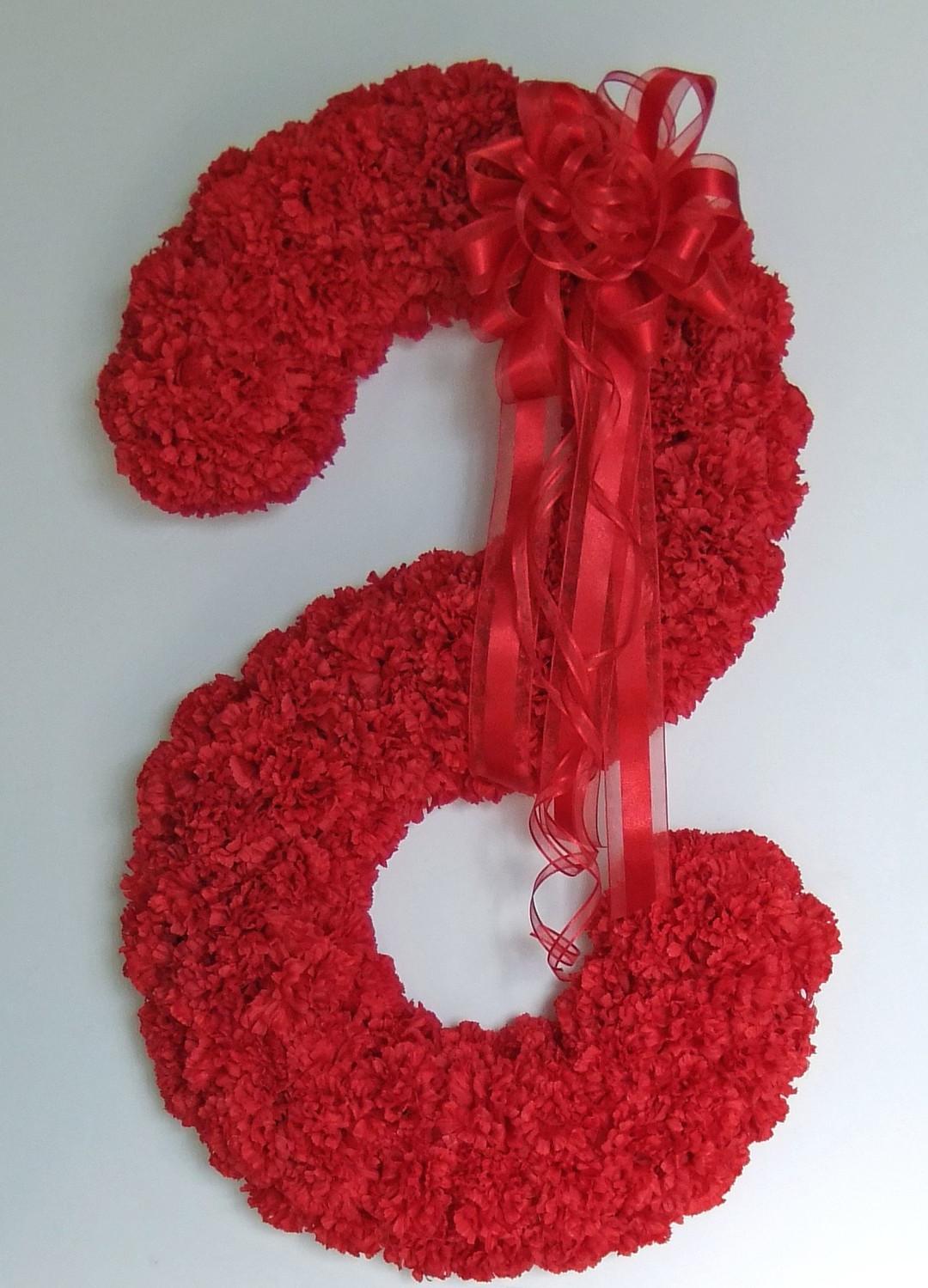 wedding bouquets carnations