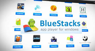 Running andriod applications on pc (bluestack)