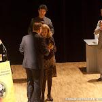 Entrega el Premio Trujamán de la Guitarra 2014 en la modalidad colectivo a la FUNDACIÓN CAJAMAR, la Presidenta del Palau de la Música, Dª Marién Beneyto, por el decidido apoyo que han realizado y realizan a la difusión de la guitarra...