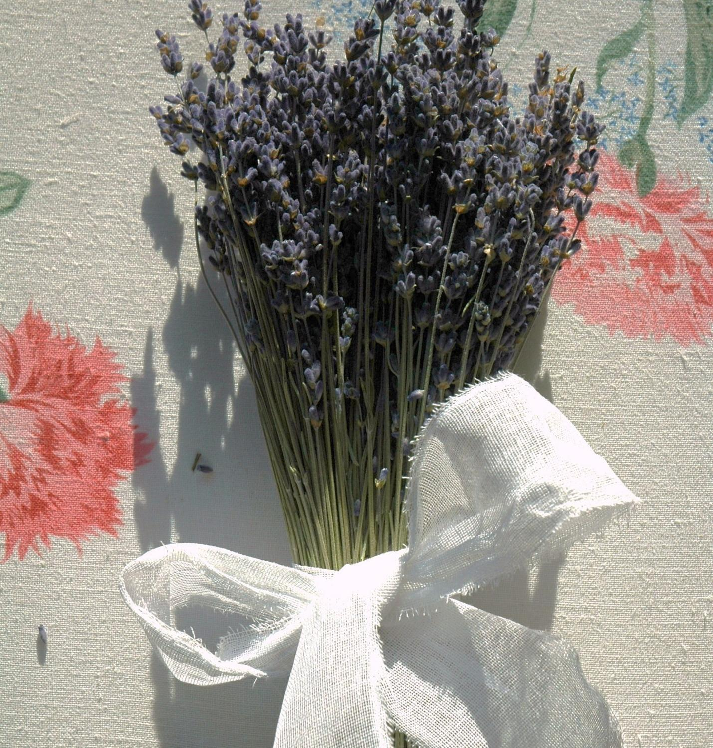 20 English Lavender Wedding
