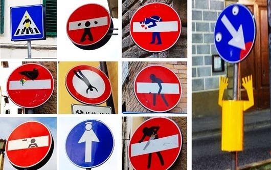 дорожные-знаки-флоренции