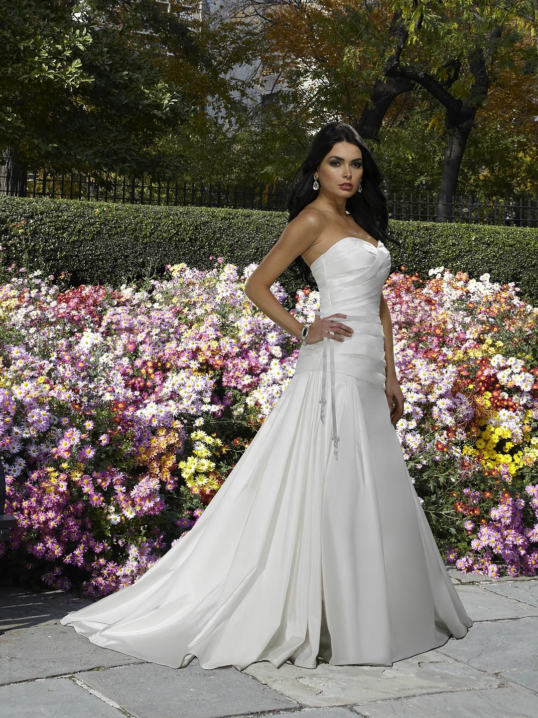 2011 New Wedding Dress WT-