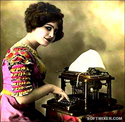 История вещей: Печатная машинка