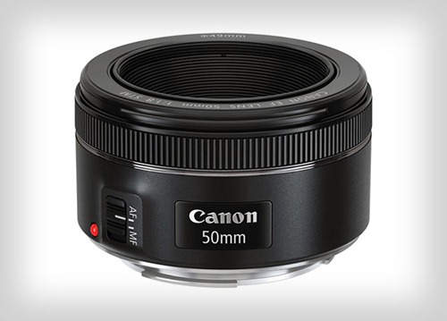 Canon 50 mm lens