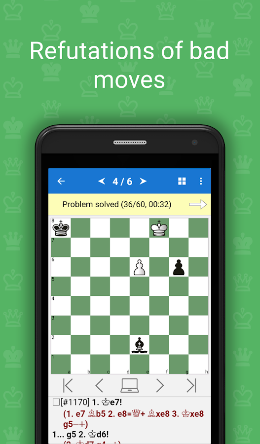 Total Chess Endgames 1600-2400 Screenshot 1
