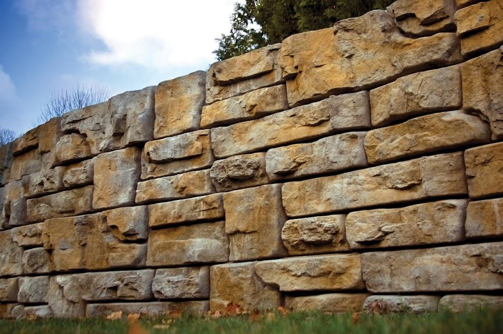 spokane retaining walls