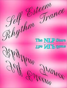 Cover of Richard Bandler's Book Nlp Music Trance Rhythmn