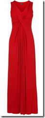 Phase Eight red maxi dress