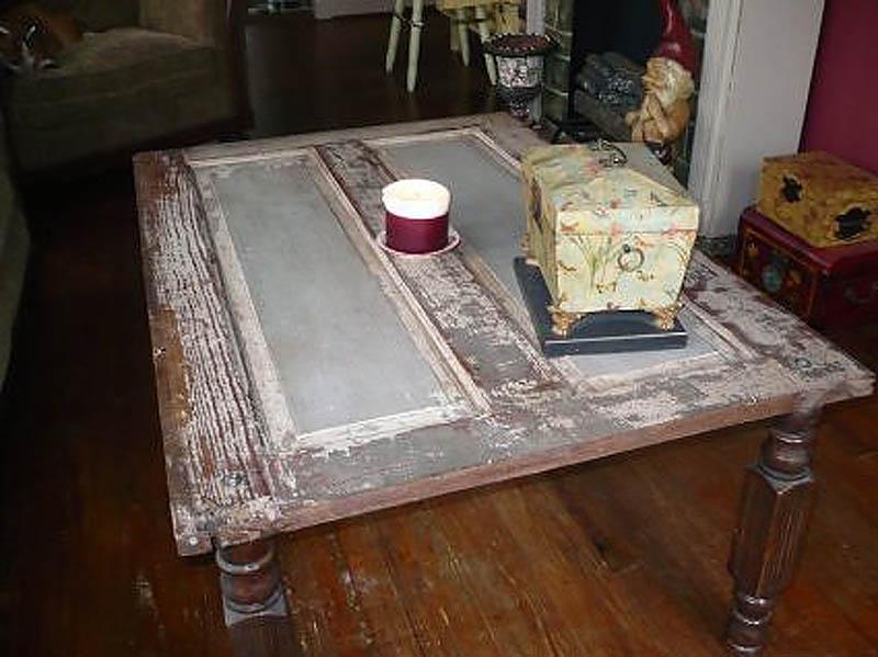 Как сделать из старого стола сделать новый