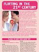 Flirting Tips For The 21st Century