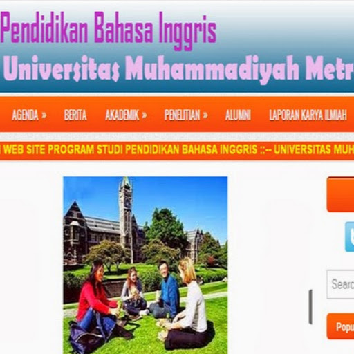 ENGLISH EDUCATION STUDY PROGRAM PBI UM METRO
