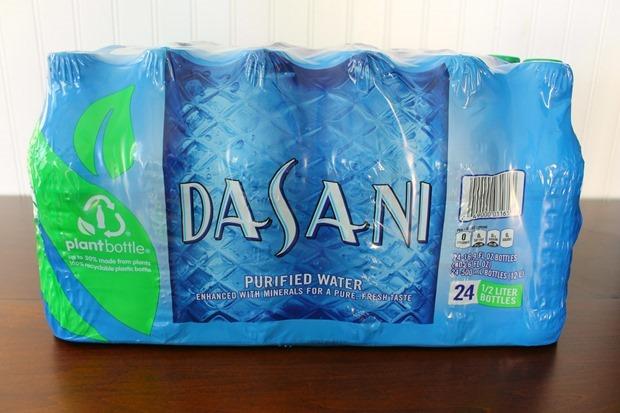 water Dasani