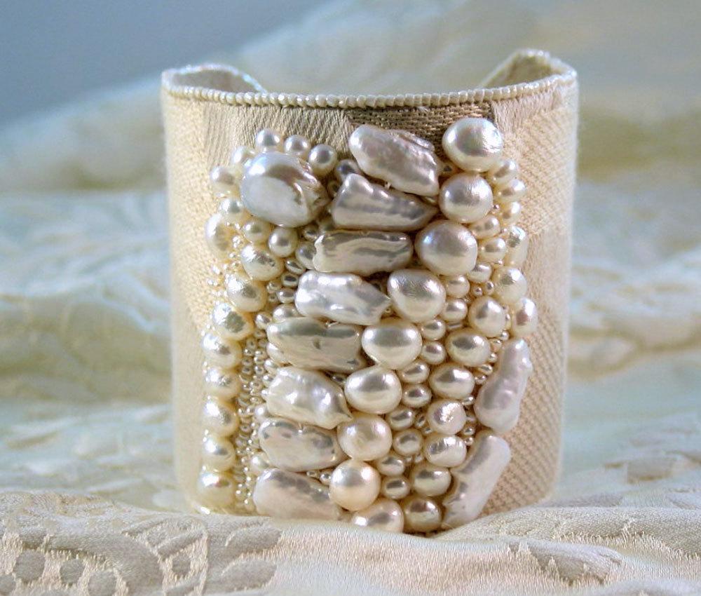 Wedding Cuff Bracelet