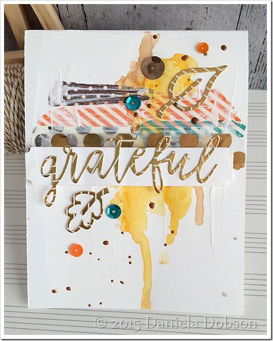 Grateful by Daniela Dobson