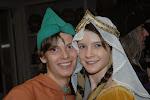 Lady Marion en haar Robin Hood