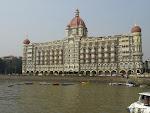 Mumbai : Hôtel Taj Mahal