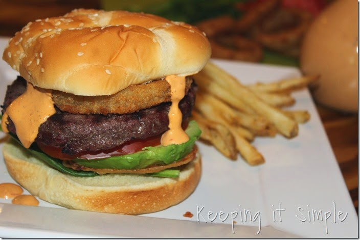 #ad Chipotle-ranch-Onion-Ring-Burger #SpringIntoFlavor (15)