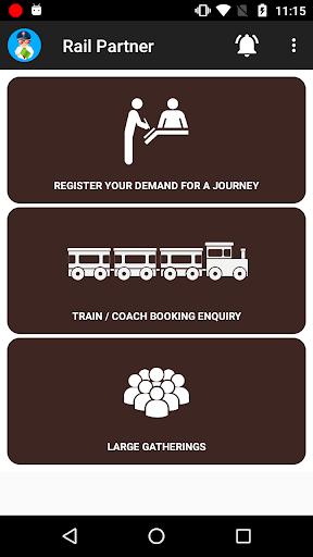 Rail Partner screenshot 3