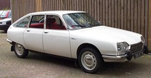 Citroen 1970 GS