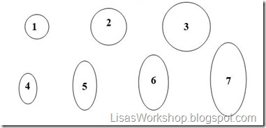 Label your CCS patterns -  CCS Blog Hop @ Lisa's Workshop