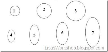 Label your CCS patterns -  CCS Blog Hop @ Lisa's Workshop