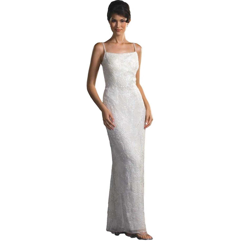 Ivory Wedding Dress Sean