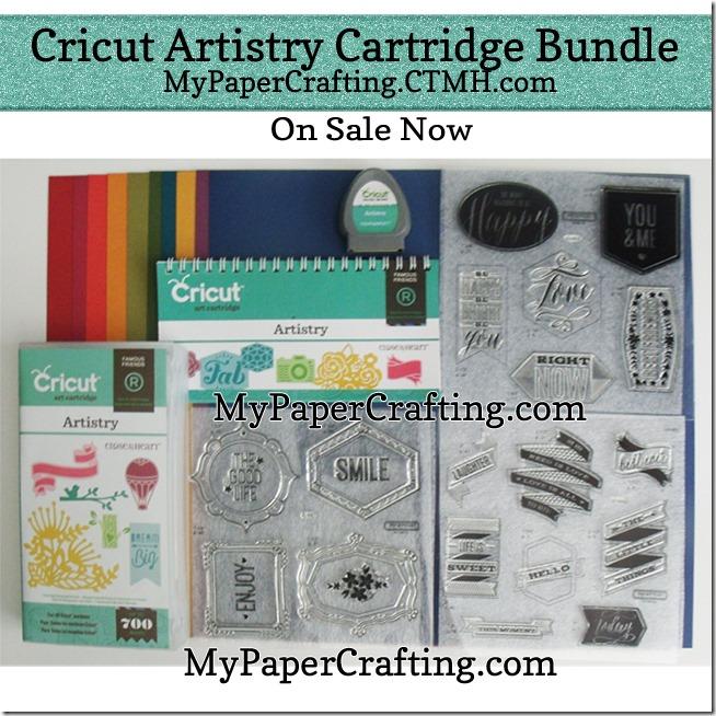 Cricut Artistry Cartridge Bundle