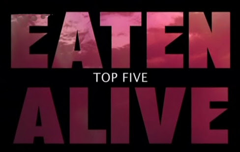 Otch³a? Grozy / Top Five Eaten Alive (2007) PL.TVRip.XviD / Lektor PL