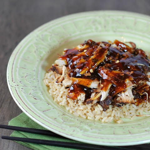 Slow Cooker Sweet & Tangy Chicken
