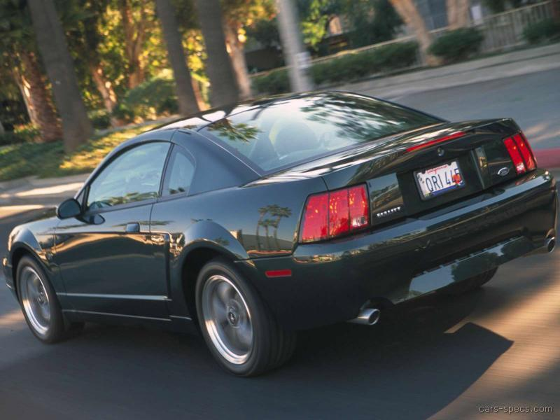 2001 Ford Mustang Bullitt Specifications Pictures Prices