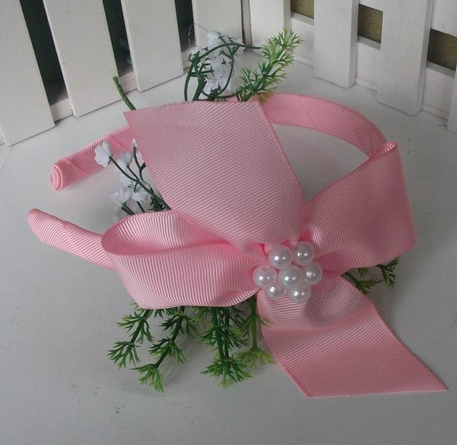 fashion ribbon headbands, hair