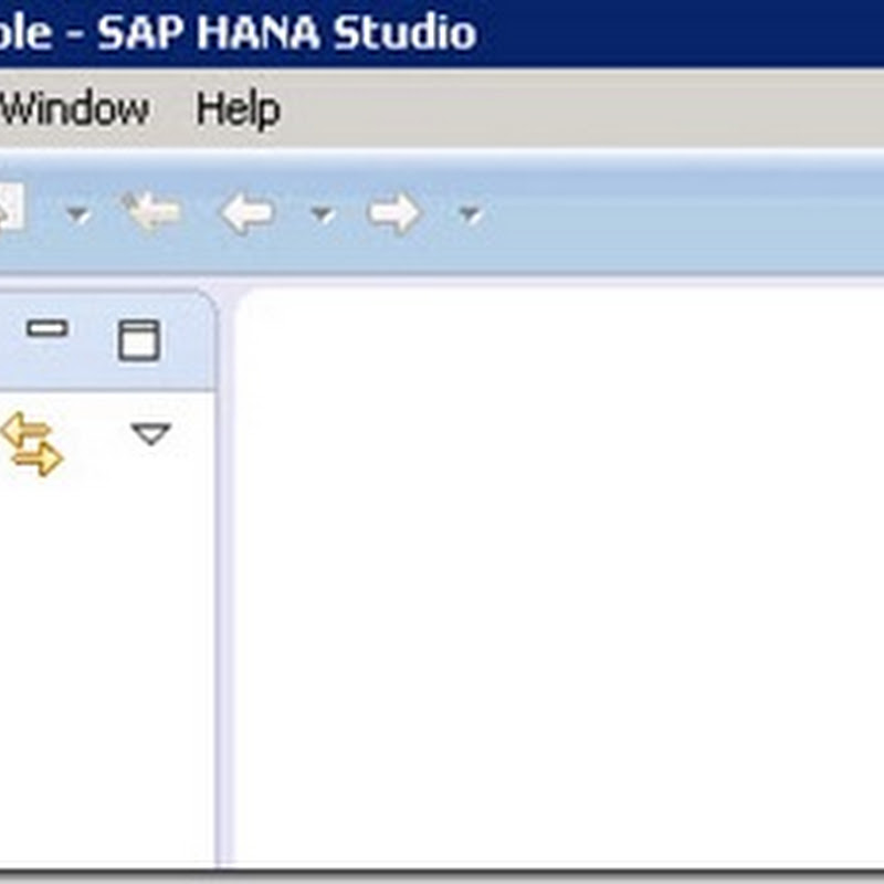 Create Schema in SAP HANA Database