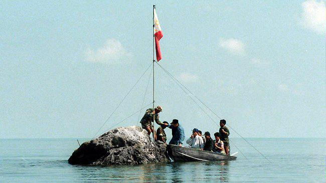 Image of Bajo de Masinloc Belongs to Filipinos from the Very Beginning