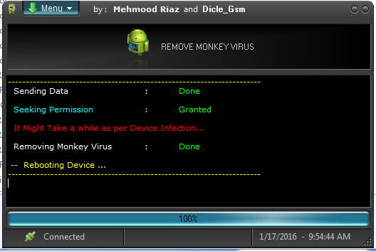 Image of Remove Monkey Virus on Android Using this Tested Tool
