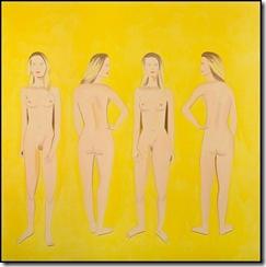 Alex Katz - Four Nudes, 2011_thumb[4]