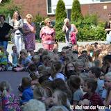 Uitreiking verkeerslabel aan scholen in de Groenling - Foto's Abel van der Veen