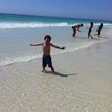 Playing on the beach in Destin FL 03182012e