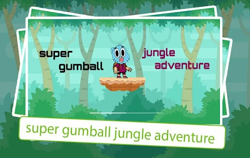 super gumball jungle adventure - screenshot