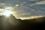 wyczekiwane słońce, które ogrzało nasze wymarźnięte ciała