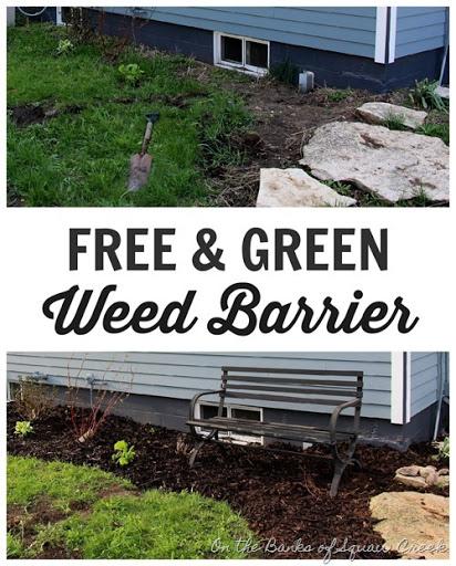 free u0026 green weed barrier - Weed Barrier