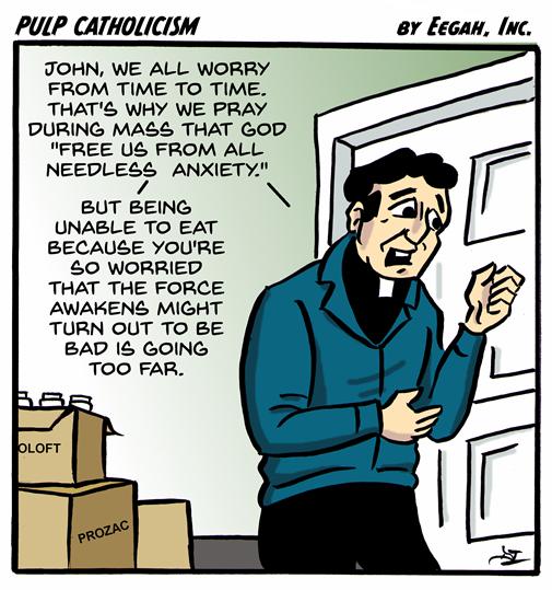 Pulp Catholicism 150
