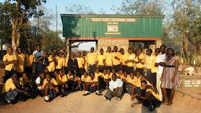 Tumaini School Choir @ Tsavo East
