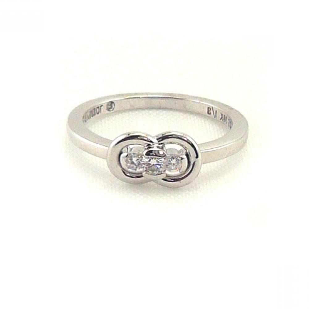 0.12 Carats White Gold Diamond