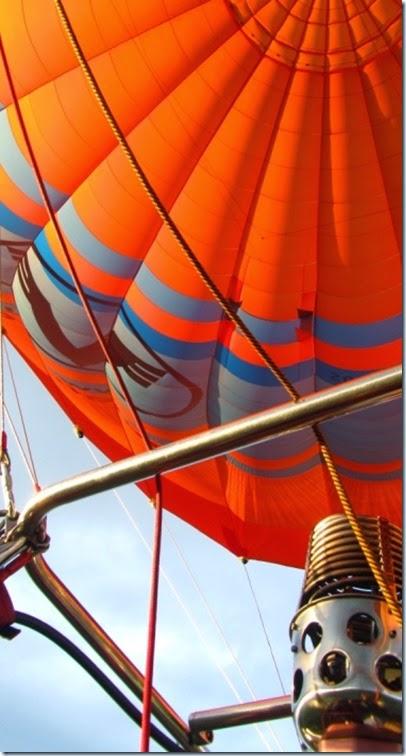 1 Heißluftballon